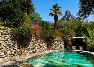 Swimming pool Casa Champasak